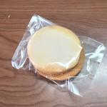 こなのか 焼き菓子カフェ - レモンクッキー(値段失念)