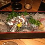 hassun - 新秋刀魚刺身