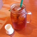 8代葵カフェ - アイスティー