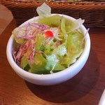 8代葵カフェ - サラダ