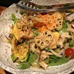 hassun - 彩りサラダ