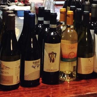 調理師免許も持つ若きソムリエが選ぶイタリア20州ワイン