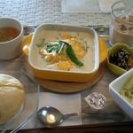 56494741 - 豆乳とチーズ鍋のセット