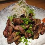 桜座蔵 - (2011.9)地鶏焼