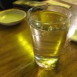 美味 - こんなに美味しい海鮮食べたら、日本酒です笑