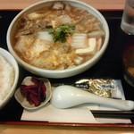 56499703 - 牛すき&ご飯セット