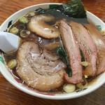 56499871 - チャーシュー麺
