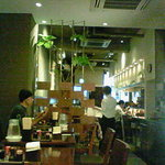 泰元食堂 - 店内です。