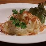 景虎 - アンチョビのポテトサラダ(大人のポテサラ)