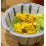 もがめUDON酒場 - 定食の小鉢