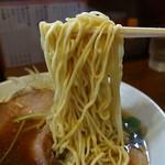56505175 - キモの自家製細麺(2016年9月24日)