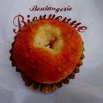 ブーランジェリー ビアンヴニュ コフレ - 塩バターパン150円(税別)
