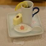 御船山楽園ホテル - 飲むデザート