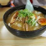 らー麺 くさび - 麦