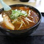 らー麺 くさび - 黒