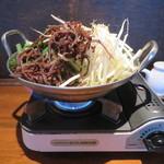欅屋 - 料理写真:国産牛もつ鍋