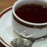 レストラン オーロラ - 紅茶