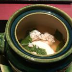 いまい - 椀代わり 鱧と松茸の土瓶蒸し