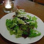 quatre cafe - サラダ(quatreカレー)