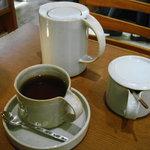 quatre cafe - アールグレイティー