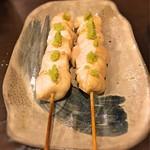 大安 - 料理写真:2016 ささみ焼き 山葵