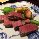 肉屋 雪月花 NAGOYA - 炭焼きSTEAK 近江牛シャトーブリアン