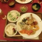 リブマックスリゾート軽井沢フォレスト - 料理写真:夕食