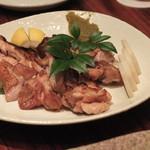 銀座ロビー - いずみ鶏の塩焼き