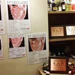 神戸牛炭火焼肉 大島屋 - 神戸ビーフの証明書