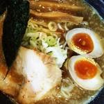 56519157 - 京介ラーメン+卵