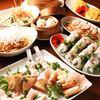 ダイニングバー KUU - 料理写真:パーティーメニューの一例