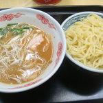 九州GTラーメン - 特製つけソバ(大盛り)