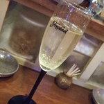 クスクス・グルメガーデン - スパークリングワイン