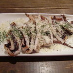 Oruburu - イカのチーズ焼き
