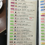 56520183 - コーヒーメニュー①
