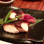 銀座ロビー - 銀鱈の西京味噌焼