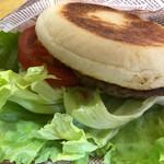 ハンバーガー屋 - ハンバーガー