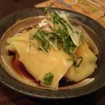 56524173 - 麺のお刺身