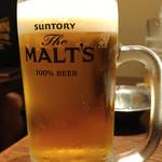 56524187 - 生ビール