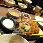 新宿さぼてん - 秋のにぎわい定食