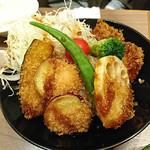 新宿さぼてん - 彩菜丼