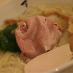 すすり - ◉2016/09/06 #193 @泡がごめつけ麺 ¥780