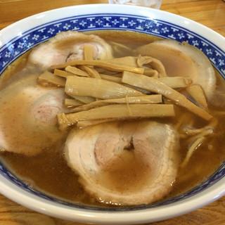 富滋味 - 料理写真:いいラーメンでした。優しいスープ