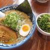 麺屋いつき - 料理写真:みそらーめんコテコテ風780円+ミニ焼き豚めし250円