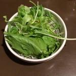 遊月亭 - サラダ