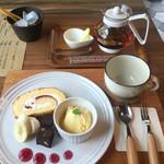 モックカフェ - 料理写真: