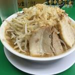 ラーメン つけ麺 今を粋ろ - 料理写真:ラーメン(700円)野菜増し上から