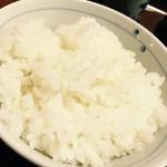 藤乃実 - 定食ご飯