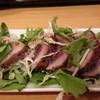 ゆかりな - 料理写真:生マグロのステーキ880円