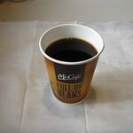 マクドナルド - 「プレミアムローストコーヒー/S」です。